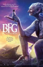 The BFG The Big Friendly Giant Türkçe Altyazılı izle 2016