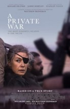 A Private War izle