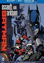 Batman: Assault on Arkham 2014 Altyazılı izle