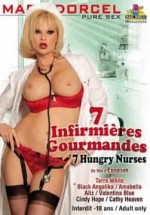 7 Hungry Nurses Erotik Filmini izle