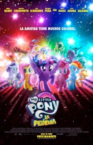 My Little Pony: The Movie izle (2017) Türkçe Dublaj