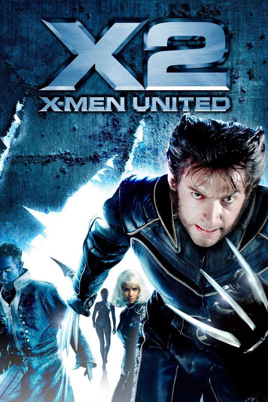 All About X2 Xmen United Bluray Kidskunstinfo